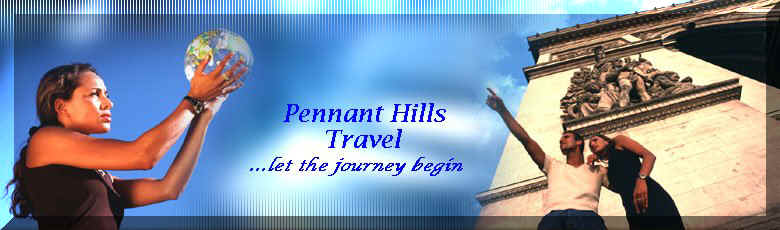 Pennant Hills Travel ... let the journey begin